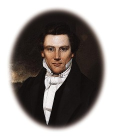 Joseph Smith, founder of the LDS movement