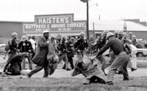 police brutality during Selma march