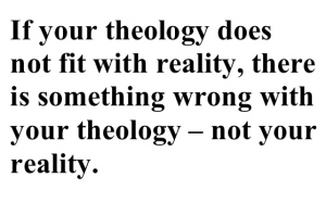 theology reality